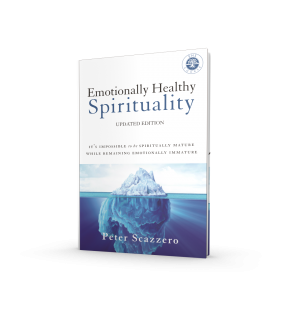 Emotionally Healthy Spirituality Updated & Revised Edition (Hard Cover) Product Image