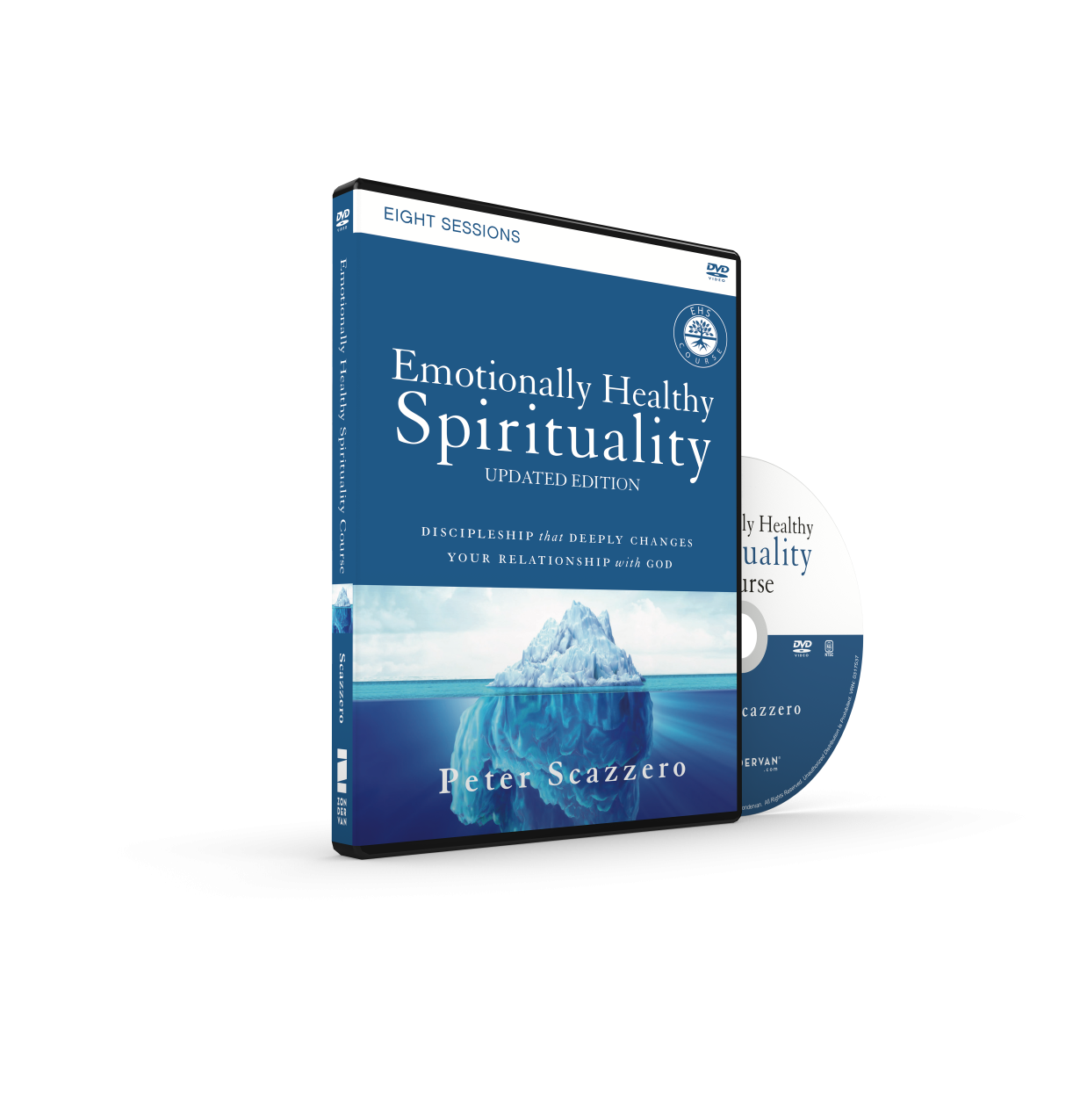 Emotionally Healthy Spirituality DVD Course- Updated and Revised Product Image