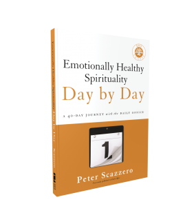Emotionally Healthy Spirituality Day by Day Devotional – Updated Edition Product Image