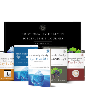 Emotionally Healthy Discipleship Courses Leader's Kit – 2019 Promo 1 Free Training with Purchase Product Image