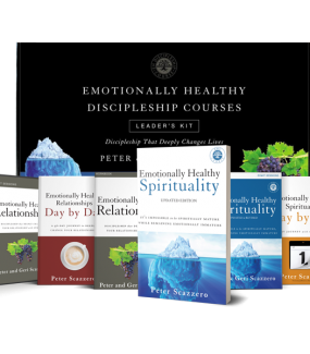 Emotionally Healthy Discipleship Course Leader's Kit Streaming Bundle Product Image